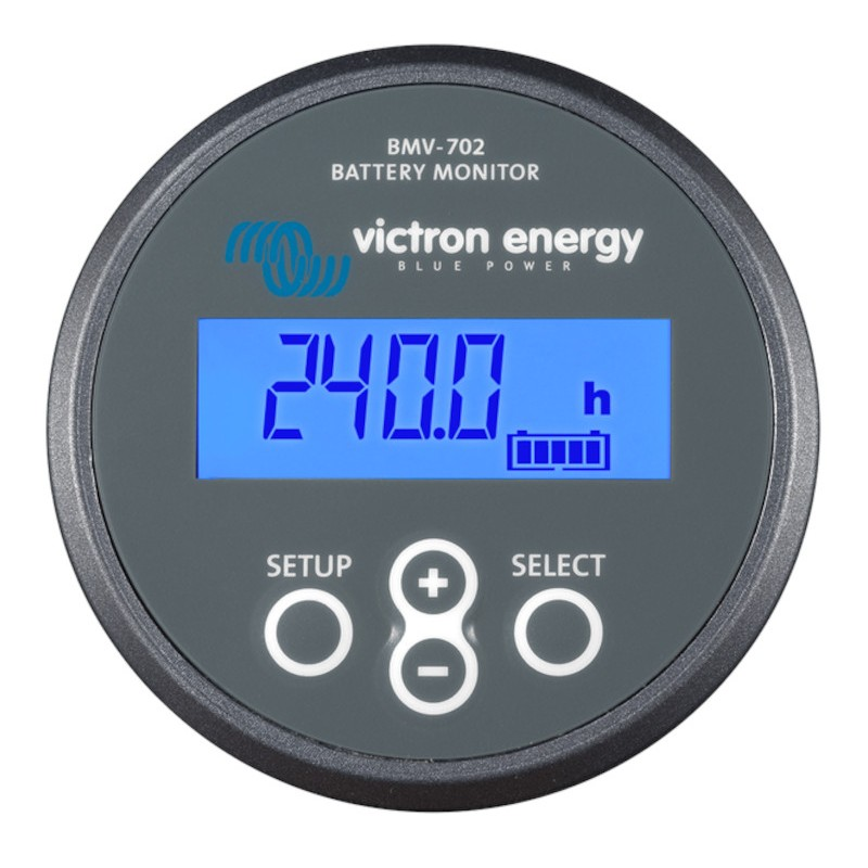 Battery monitor Victron Energy BMV-702