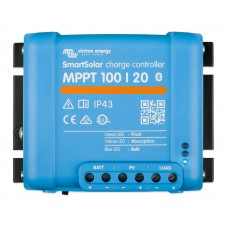 Solar charge controller Victron Energy SmartSolar MPPT 100/20