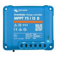 Solar charge controller Victron Energy SmartSolar MPPT 75/15