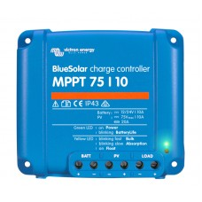Solar charge controller Victron Energy BlueSolar MPPT 75/10