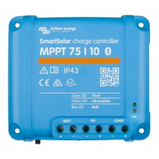 Solar charge controller Victron Energy SmartSolar MPPT 75/10